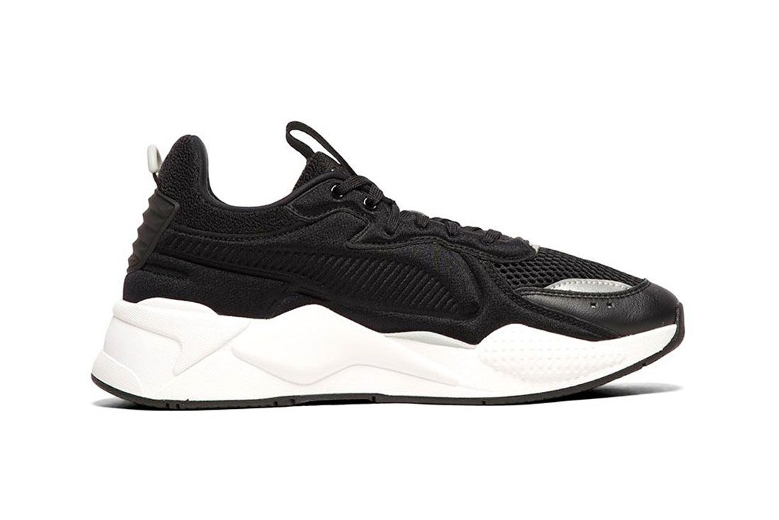 Puma Rs X Softcase Black White Right