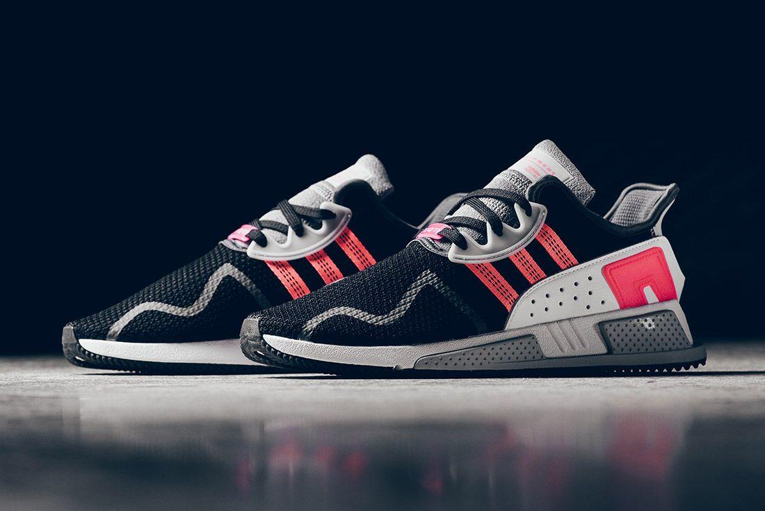 Adidas Eqt Cushion Adv Black Pink 8