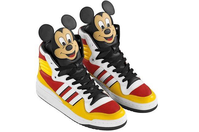 Adidas Jeremy Scott Mickey 3 1