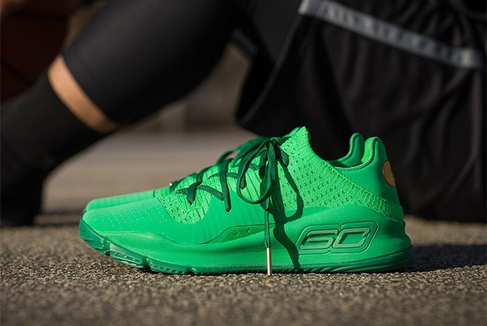 Ua Curry 4 Low Green Candy