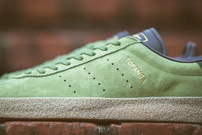 Adidas Topanga Clean Green 3