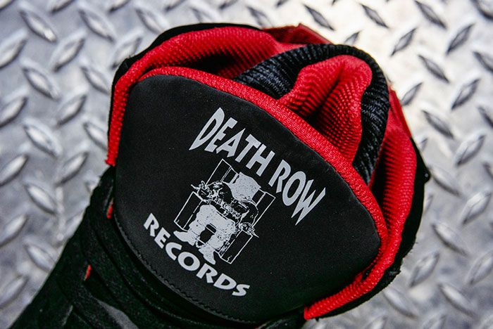 Death Row Records Ewing 33 Tongue
