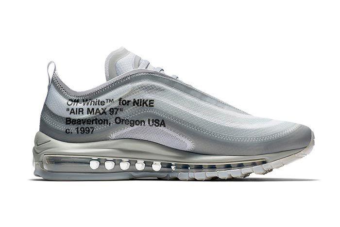 Off White X Nike Air Max 97 Menta 4