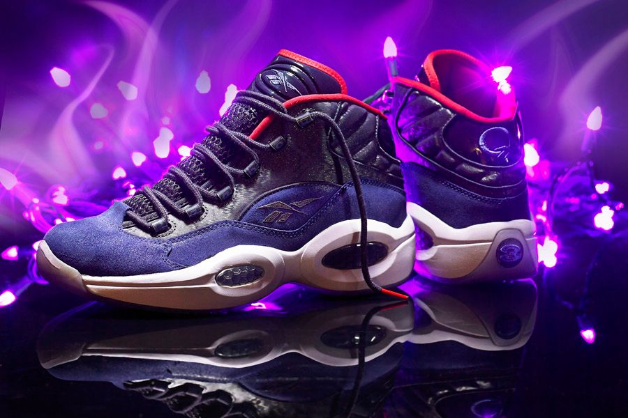 Reebok Question Mid 'Ghosts of Christmas Future'