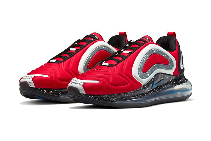 Undercover Nike Air Max 720 Red Release Date Pair