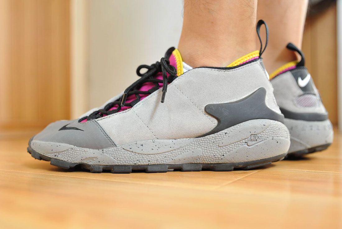 Nike Air Footscape 2002 On Foot