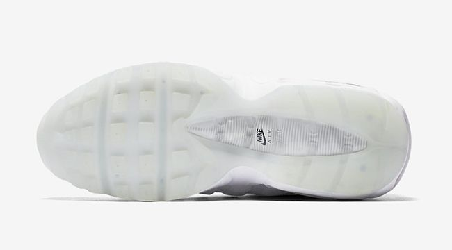 Nike Air Max 95 White Ice Pure Platinum 6