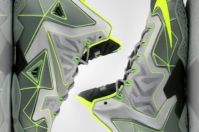 Revive Customs Nike Lebron 11 Vector 3