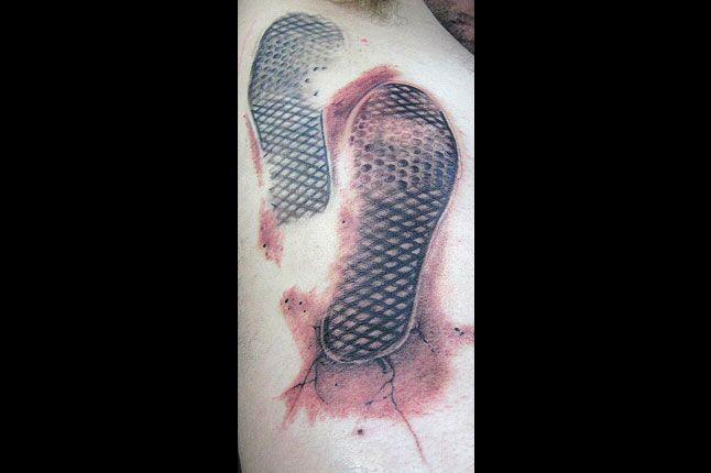 Sneaker Tattoo 7 1