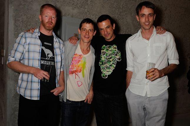 Erik Parker  Jules De Balincourt And Friends 1