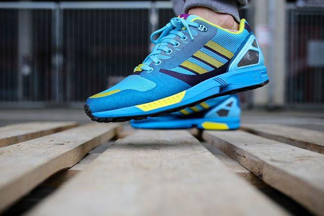 Adidas Originals Zx Flux Aqua 21