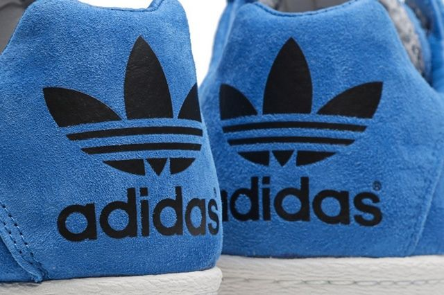 Adidas Ultrastar 80S Run Dmc Bluebird 5