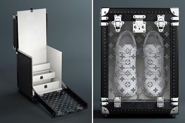 Louis Vuitton Sneaker Box Full
