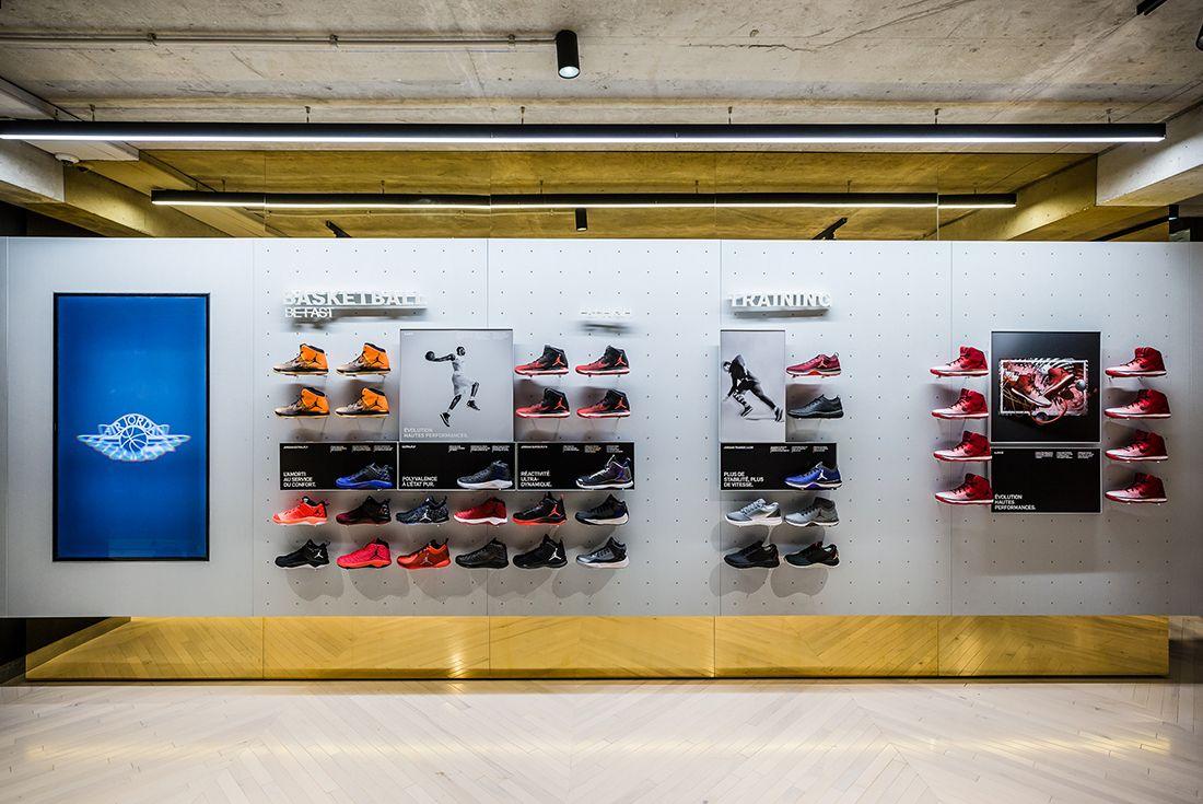 Jordan Brand Opens Incredible Pinnacle Store In Paris7