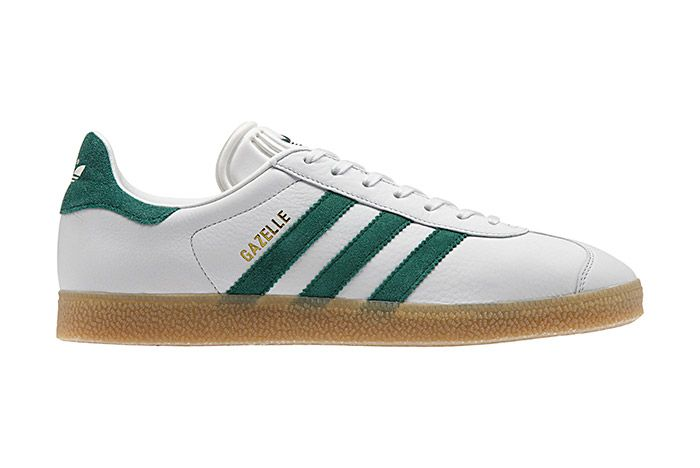 Adidas Gazelle Full Grains Pack Green 2