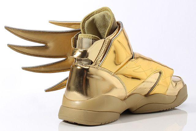Adidas Originals By Jeremy Scott Wings 3 Gold 3