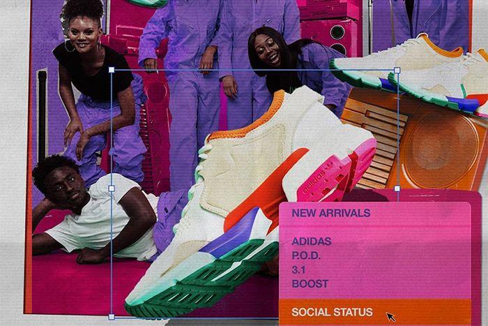 Social Status Adidas Consortium Pod System White Release Date Hero