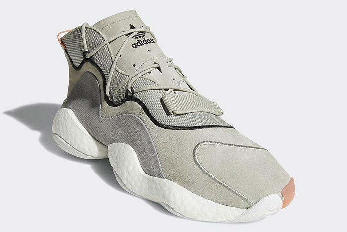 Adidas Byw Khaki Grey B37478 4 Sneaker Freaker