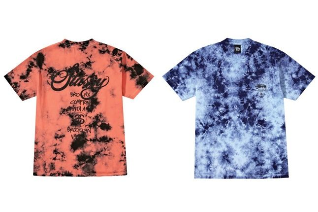 Stussy World Tour Tie Dye 13 Collection4