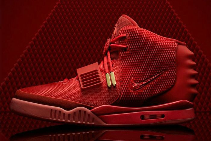 Nike Air Yeezy 2 Red October 2018