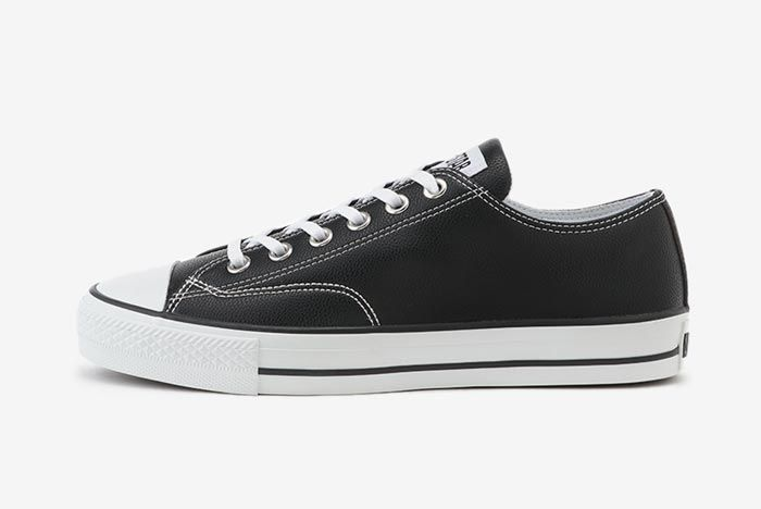 Converse All Star Low Golf Black Lateral