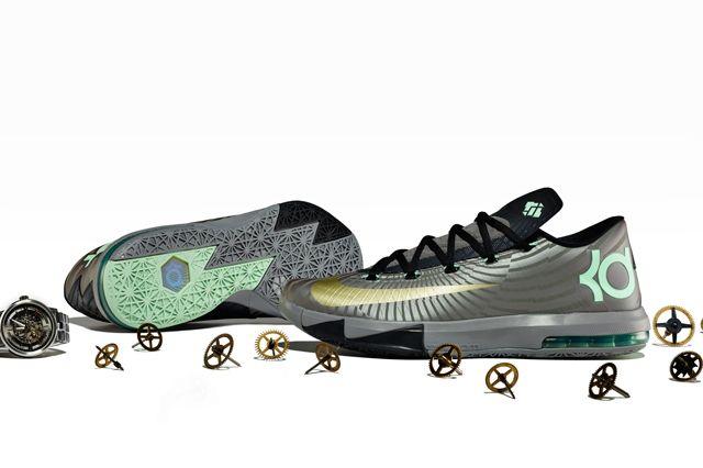 Nike Kd Vi Precision Timing 2