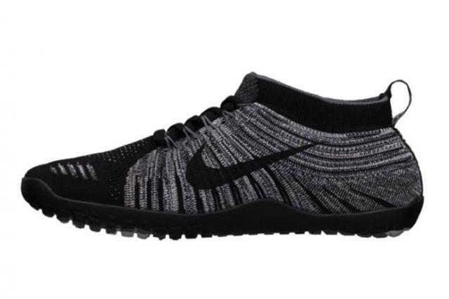 Nike Free Hyperfeel Black Wolf Grey