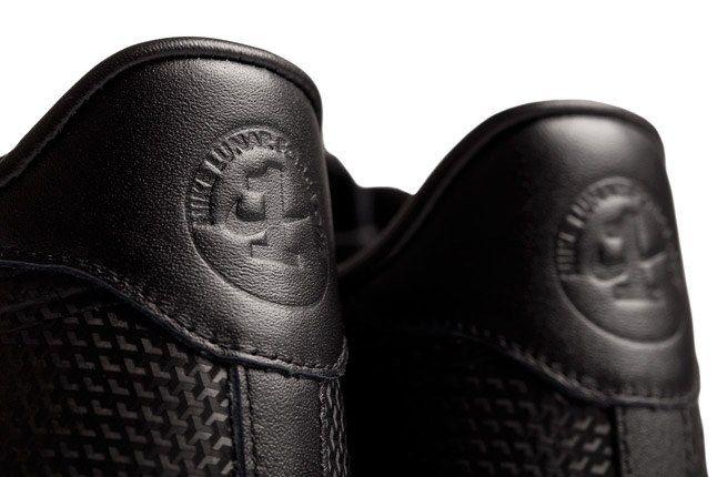 Nike Sportswear Lunar Force 1 Fuse Nrg Black Heel 2