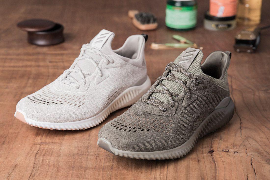 Adidas Alphabounce Suede 2