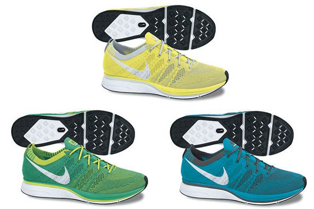 Nike Flyknit Trainer 2012 Colours 1