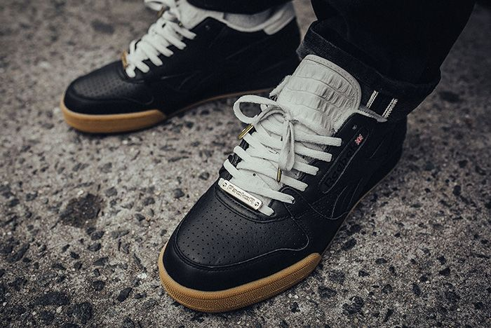 Packer X Reebok Workout Low 3