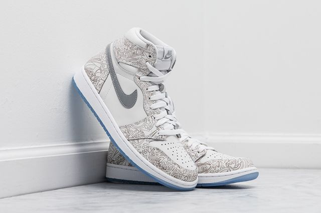Air Jordan 1 Laser Bumperoo 1