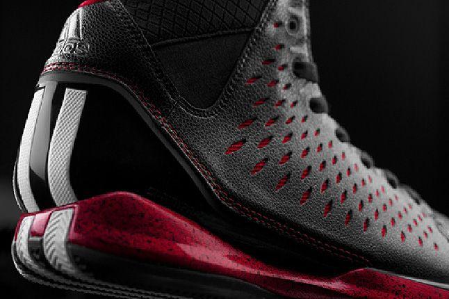 Heel Shot D Rose 3 Black 11