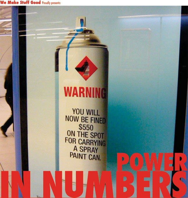 Power In Numbers Artist Call Out 4