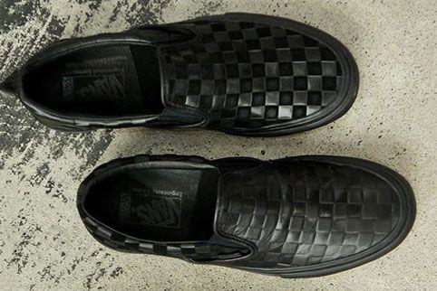 Engineered Garments Vans Vault Slip On Plate4