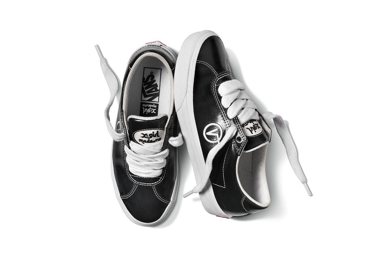 Vans X Xgirl X Made Me 3 Sneaker Freaker