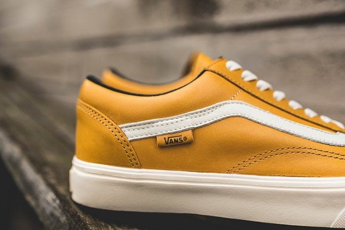 Horween X Vans Update Two Classics 15
