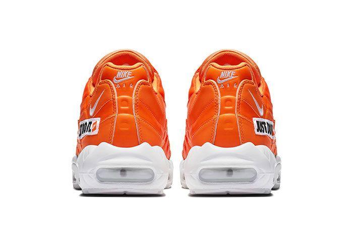 Nike Air Max 95 Just Do It Orange 4