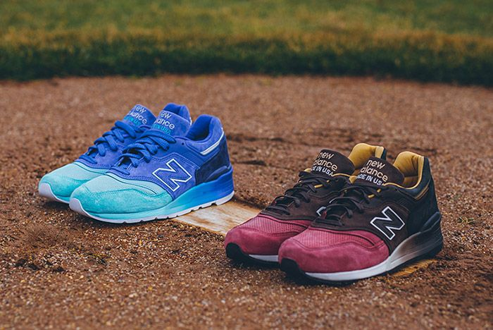 New Balance 997 Home Plate Pack 8