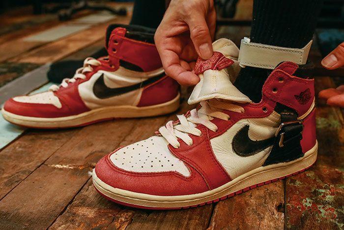 Sbtg Sabotage Rehab S O S Air Jordan 1 Up Close 4 On Foot