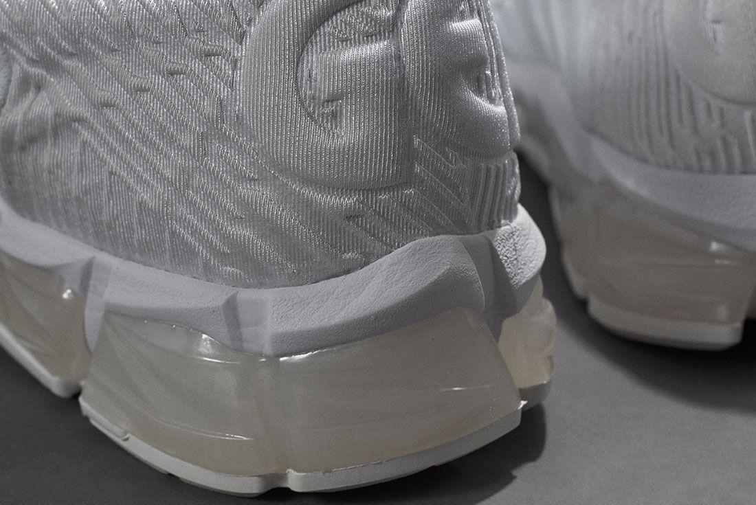 Asics Gel Quantumn 360 5 White Heel Detail