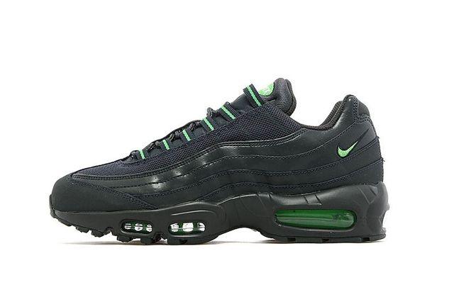 Nike Am 95 Jdsports Anthracite Green 1