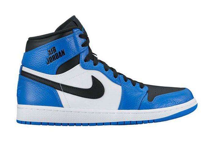 Air Jordan 1 High Rare Air Retro Blue