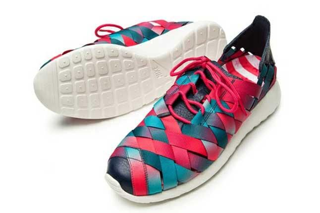 Nike Roshe Run Woven Nagoya Marathon Solep Profile 1