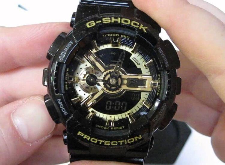G Shock Ga110 Gb 1