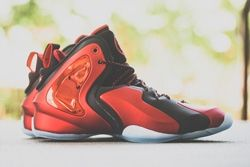 Nike Lil Lil Penny Posite University Red Thumb