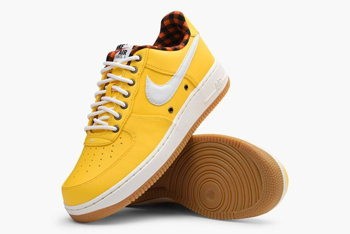 Nike Air Force 1 07 Lv8 Varsity Maize Yellow 3
