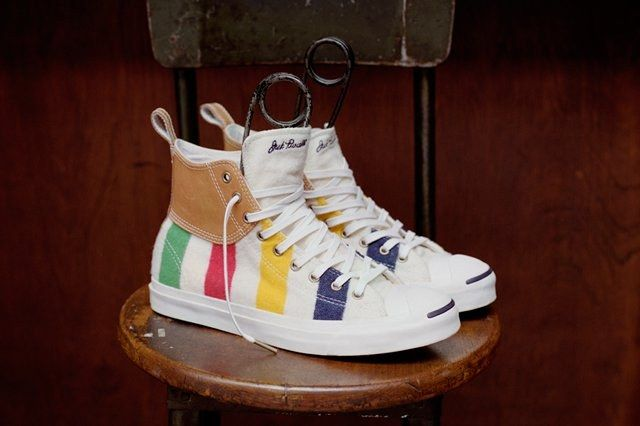 Converse X Hudsons Bay Company Collection Duck Boot