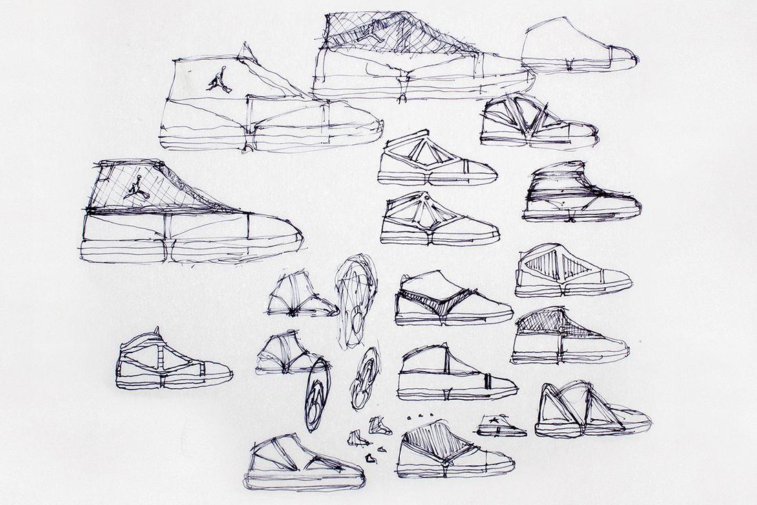 Creating The Air Jordan 16 – Behind The Design