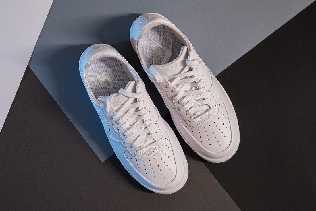 Nike Air Force 1 Ultra Force Triple White5